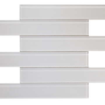 Malla Misiones Glass Brick 1 Blanco 6V6110 30 X 30