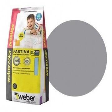 Pastina Prestige Weber  X 2 Kgs. Plata