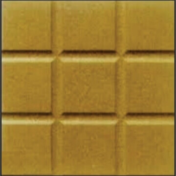 Baldosa Vereda Panes X M2 Amarillo