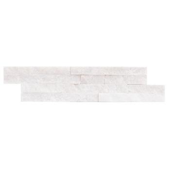 Panel Misiones Izmir 10 X 40 Bianco Quartz