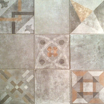 Ceramica Scop Patio Mix 45.3 x 45.3