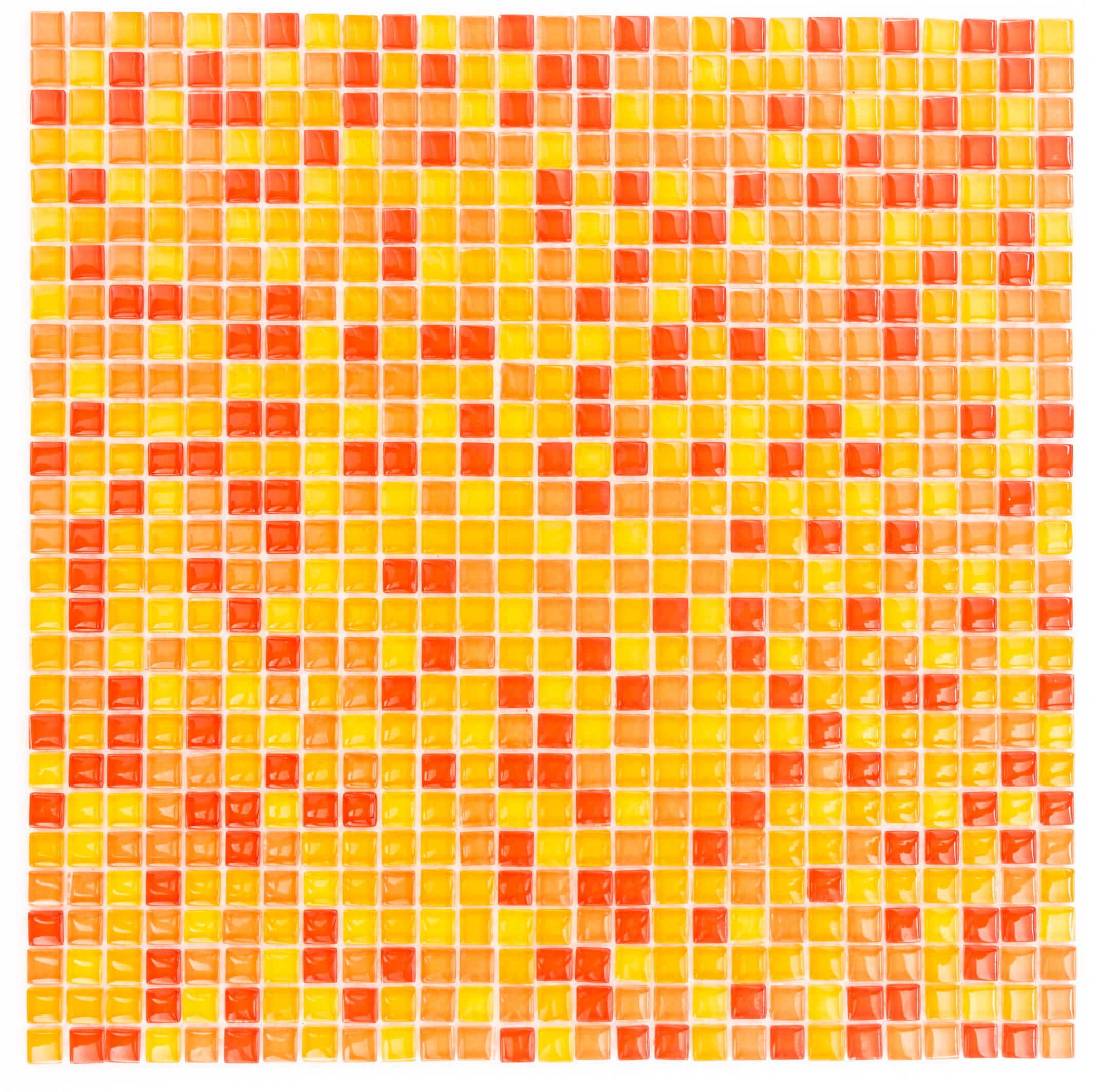 Malla Misiones Klein Orange 30 X 30 V0204