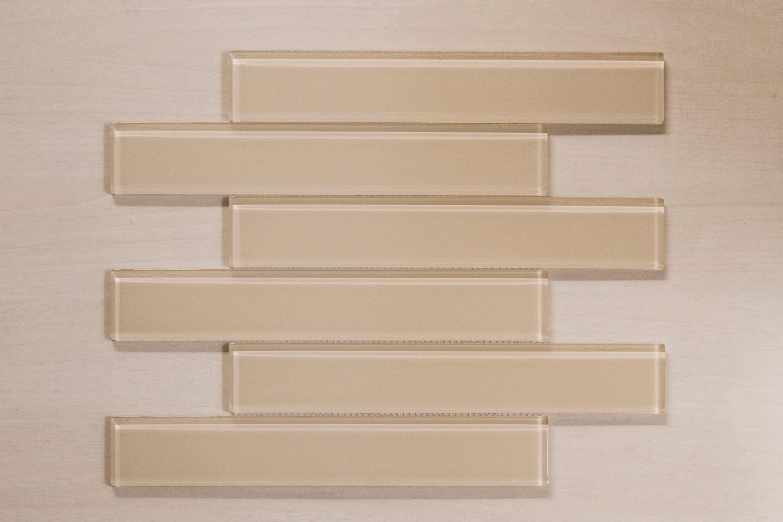 Malla Misiones Glass Brick 1 Beige 6V6111 30 X 30