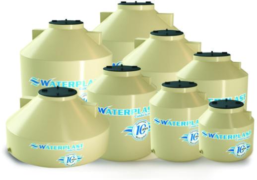 Tanque de Agua Tricapa 850 Lts Waterplast