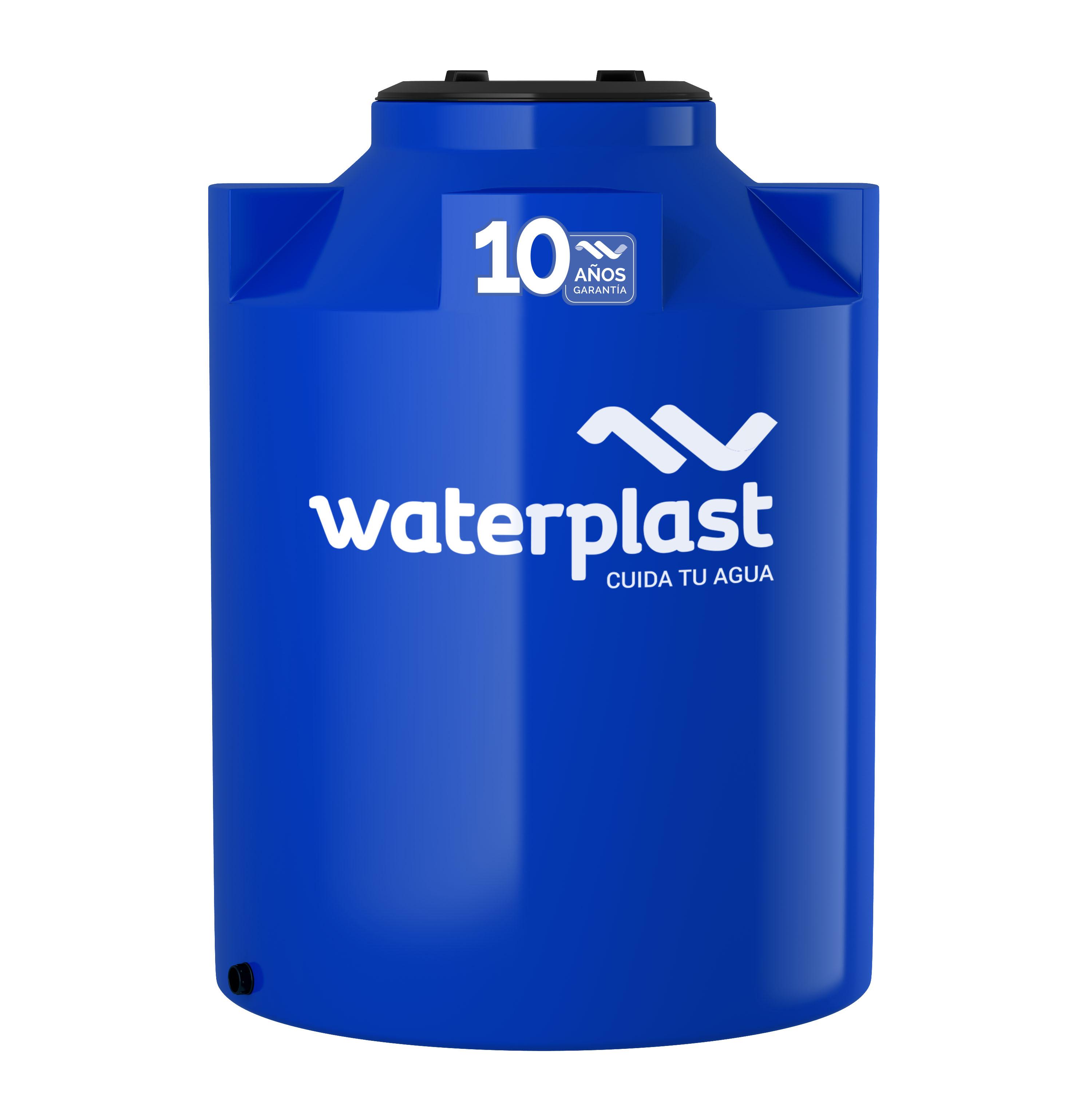 Tanque Cisterna 1100 Lts Waterplast