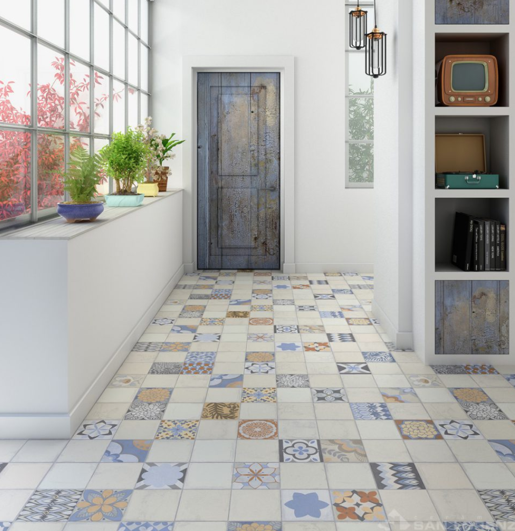 Ceramico San Lorenzo Quadrat 45,3X45,3 Cj.2,05 M2