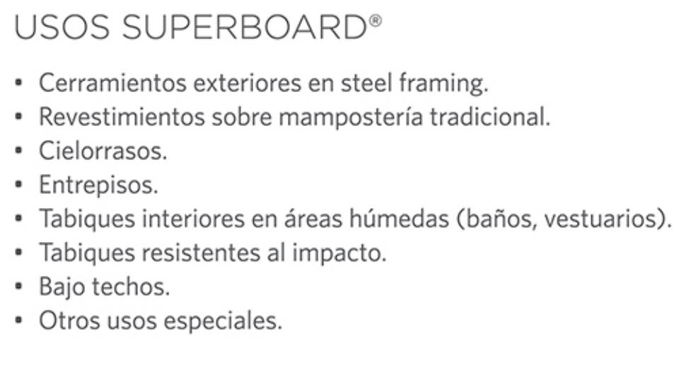 Placa Superboard Eternit 2,40 X 1,20 X 6mm