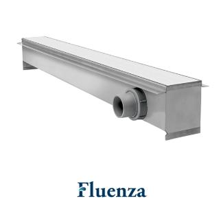 Desague Lineal Fluenza Clasico Mate 7Cmx70 Dz00T02