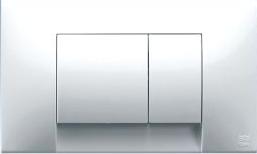 Tapa Y Tecla Ideal Para Deposito SUMA Blanca 81200