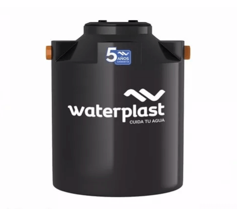 Tanque Biodigestor 2500 Lts Waterplast