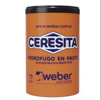 Ceresita Weber  X 4 Kg.