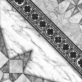 Cerámica Scop Cadiz Negro 33 X 33
