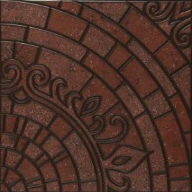 Ceramica Scop Terra Negro 45,3 X 45,3