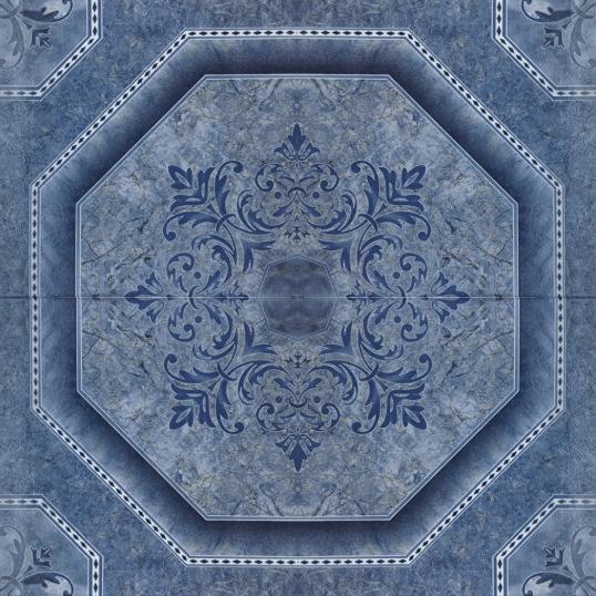 Ceramico San Lorenzo Oporto Azul 33 X 33