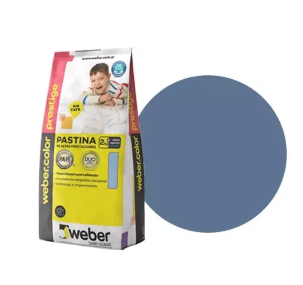 Pastina Prestige Weber  X 2 Kgs Atlantico