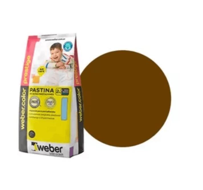 Pastina Prestige Weber  X 2 Kgs. Habano