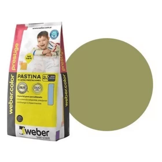 Pastina Prestige Weber  X 2 Kgs. Jade