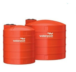 Tanque de Agua Tricapa Contra Incendio 10000 Lts Waterplast