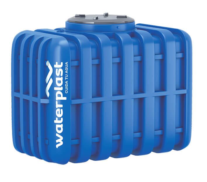 Tanque Cisterna Modular Reforzada 1000 Lts Waterplast