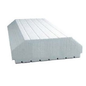 Ladrillo Isotech Isoblock Nro.1 1000X420X100mm