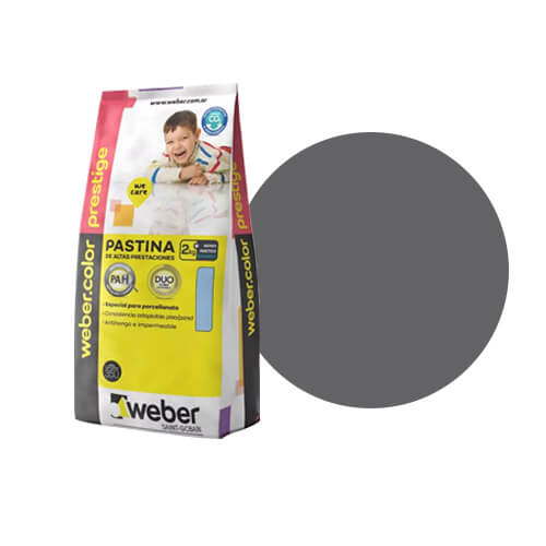 Pastina Prestige Weber  X 2 Kgs. Plomo