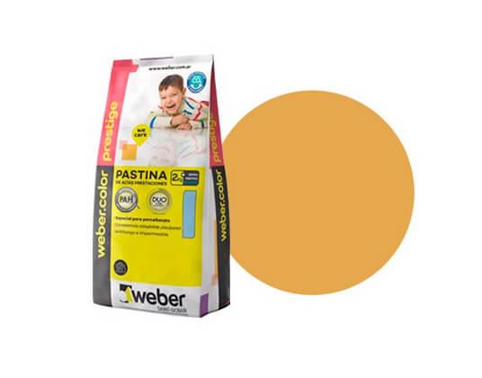 Pastina Prestige Weber  X 2 Kgs. Madera