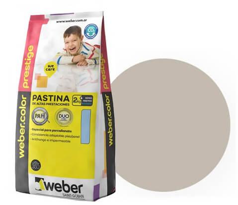 Pastina Prestige Weber  X 2 Kgs Niebla