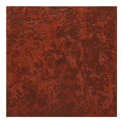 Ceramica Scop Lacre Rojo 45,3 X 45,3 Cj. 2.05 m2