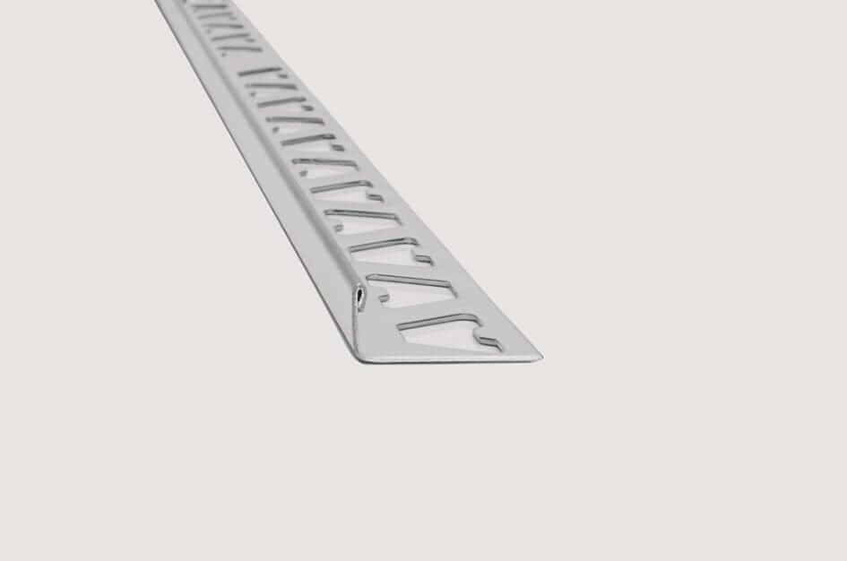 Varilla Listello Acero Atrim 430/50 Brillante 10 mm Ilustre
