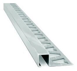 Guardacanto Quadra Atrim 3421 Aluminio
