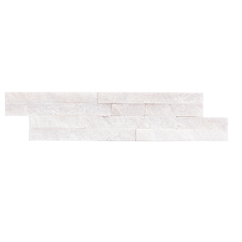 Panel Misiones Izmir 10 X 40 Bianco Quartz