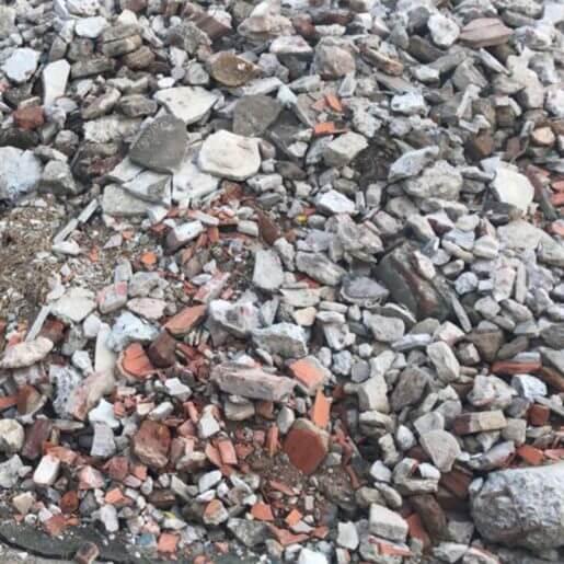 Escombro Triturado 1 M3