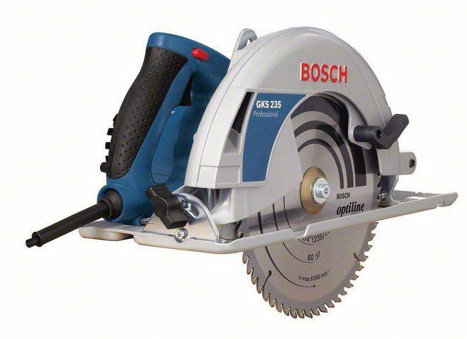 Sierra Circular Bosch GKS 235