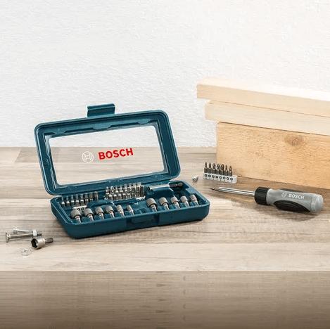 Set Bosch Professional De 46 Unidades