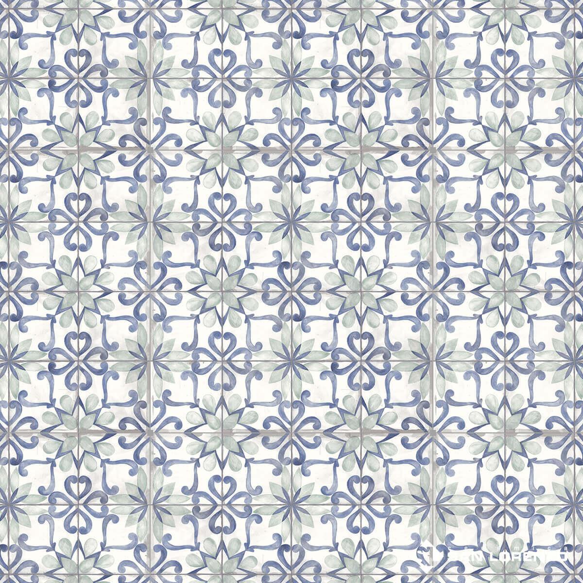 Porcelanato San Lorenzo Rectificado Blau 58 X 58