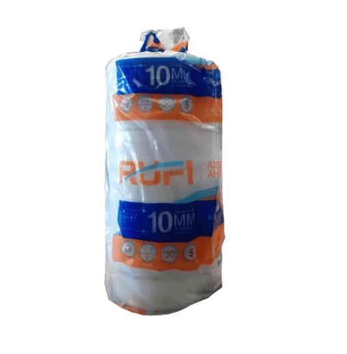 Fieltro Rufi Aluminizado 10 mm x 20 mts