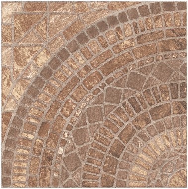 Ceramica Scop Sevilla Marrón 45.3 x 45.3 Cj. 2.09 M2