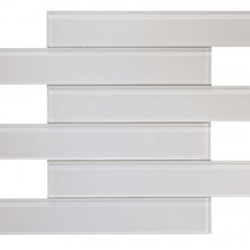 Malla Misiones Glass Brick 1 Blanco 6V6110 30 X 30