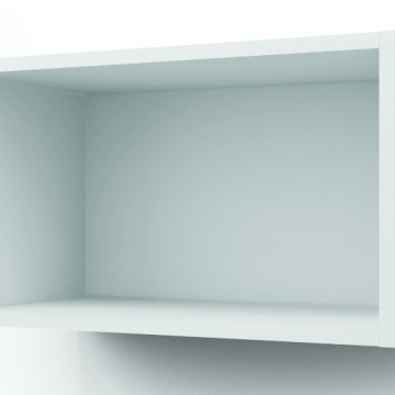 Alacena Abierta Itar 30 cm Blanco