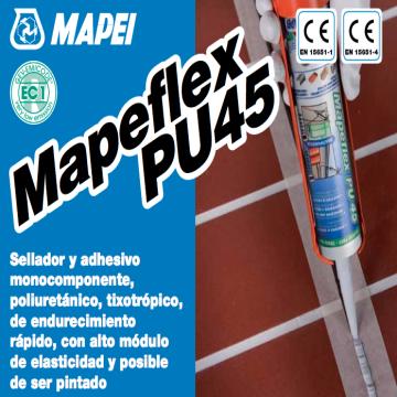 Sellador Mapei Mapeflex Pu 45 X 600 Ml