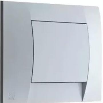 Tapa Y Tecla Ideal Para Deposito Embutir Universal Blanca