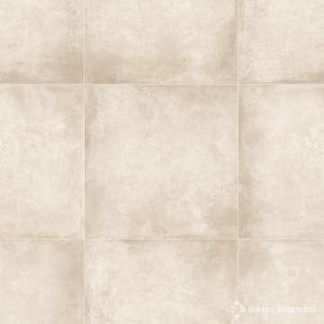 Porcelanato Rectificado San Lorenzo Terraferma Marfil 57,7 X 57,7