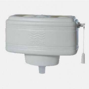Deposito A Cadena Ideal Tradicional  Blanco