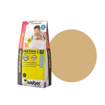 Pastina Prestige Weber  X 2 Kgs. Beige