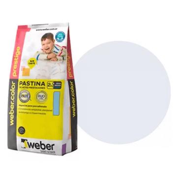 Pastina Prestige Weber  X 2 Kgs. Gris Perla