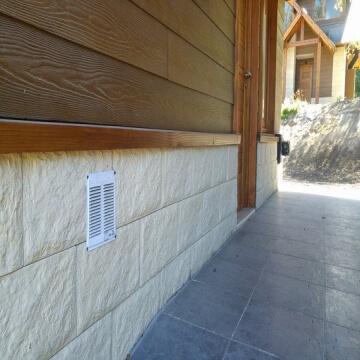 Revestimiento de cemento Roca Beige Cj X 0,48 M2
