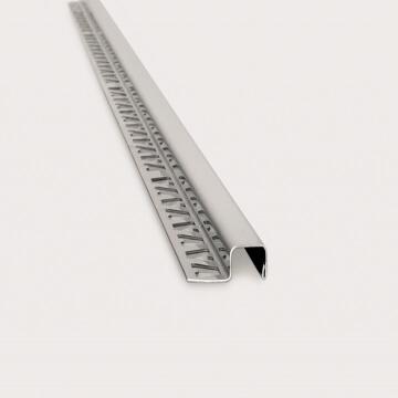 Varilla Listello Acero Atrim 430/10 Brillante 10 mm Spectrum