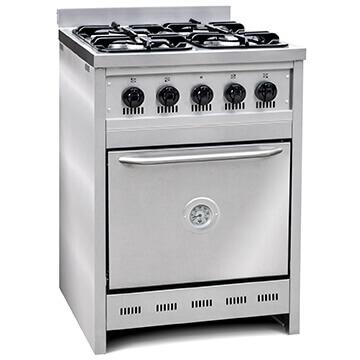 Cocina TST Semi-Industrial 55 cm