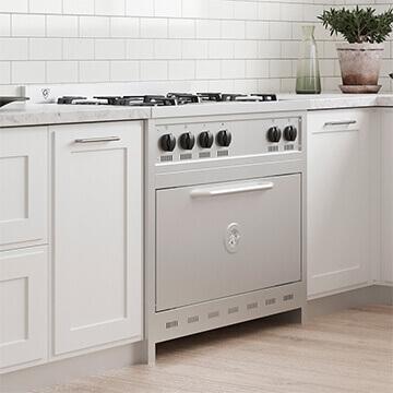 Cocina TST Semi-Industrial 90 cm