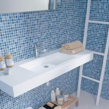 Ceramica Scop Aqua Mix Blue 33 x 33 Cj. 1,96 M2